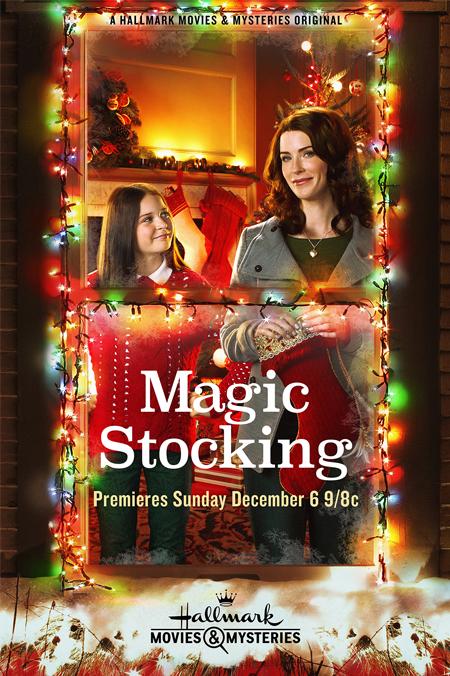Magic Stocking kapak