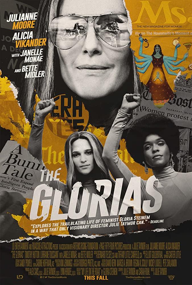 The Glorias kapak