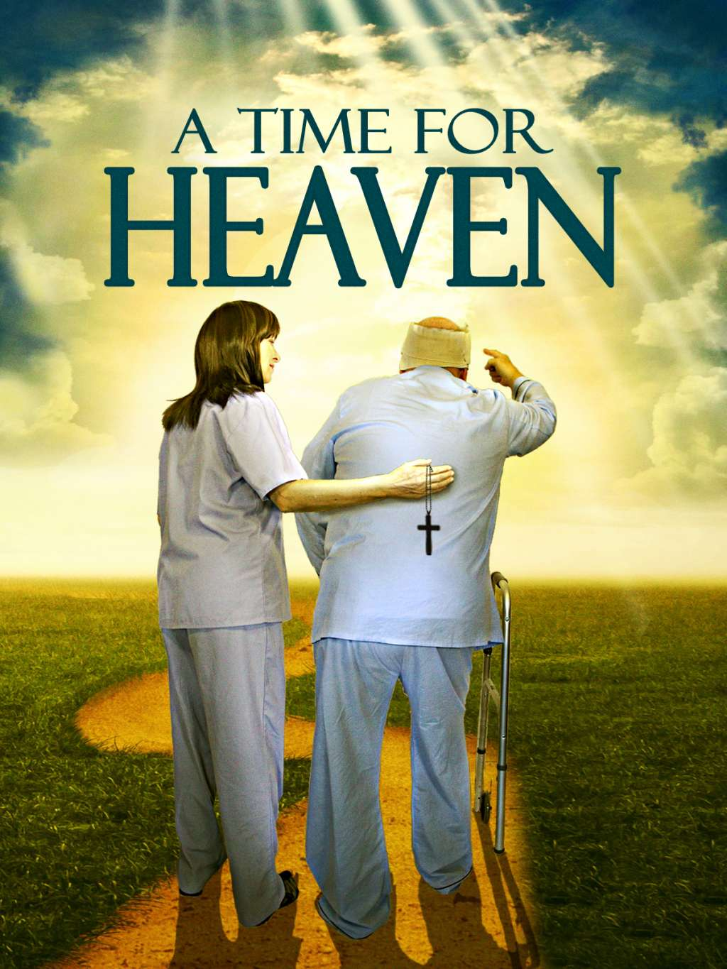 A Time for Heaven kapak