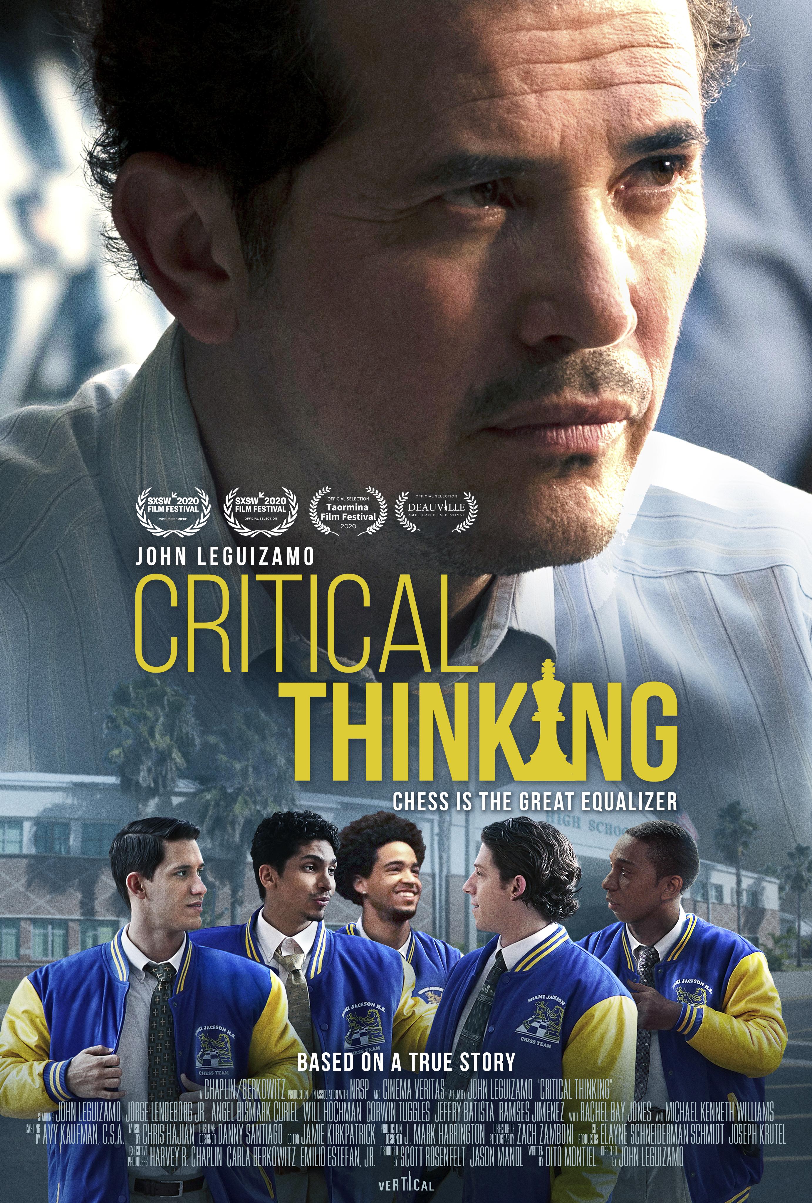 Critical Thinking kapak