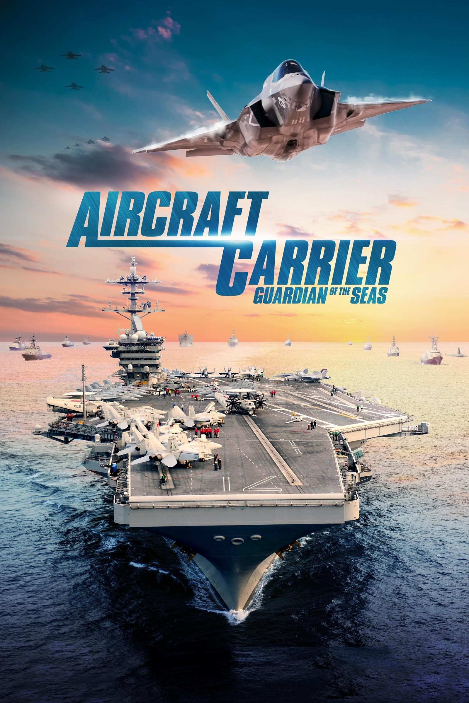 Aircraft Carrier: Guardian of the Seas kapak
