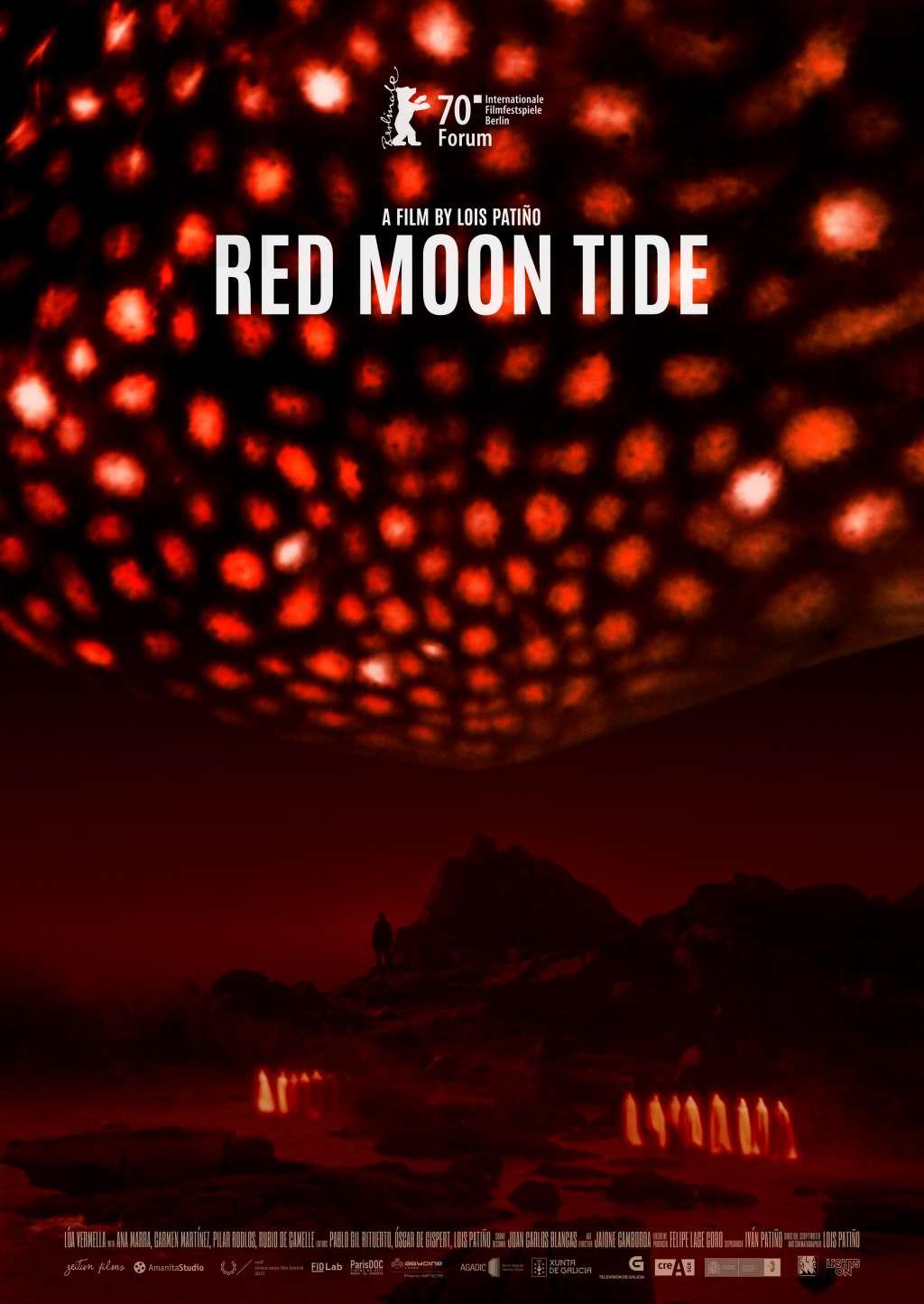 Red Moon Tide kapak