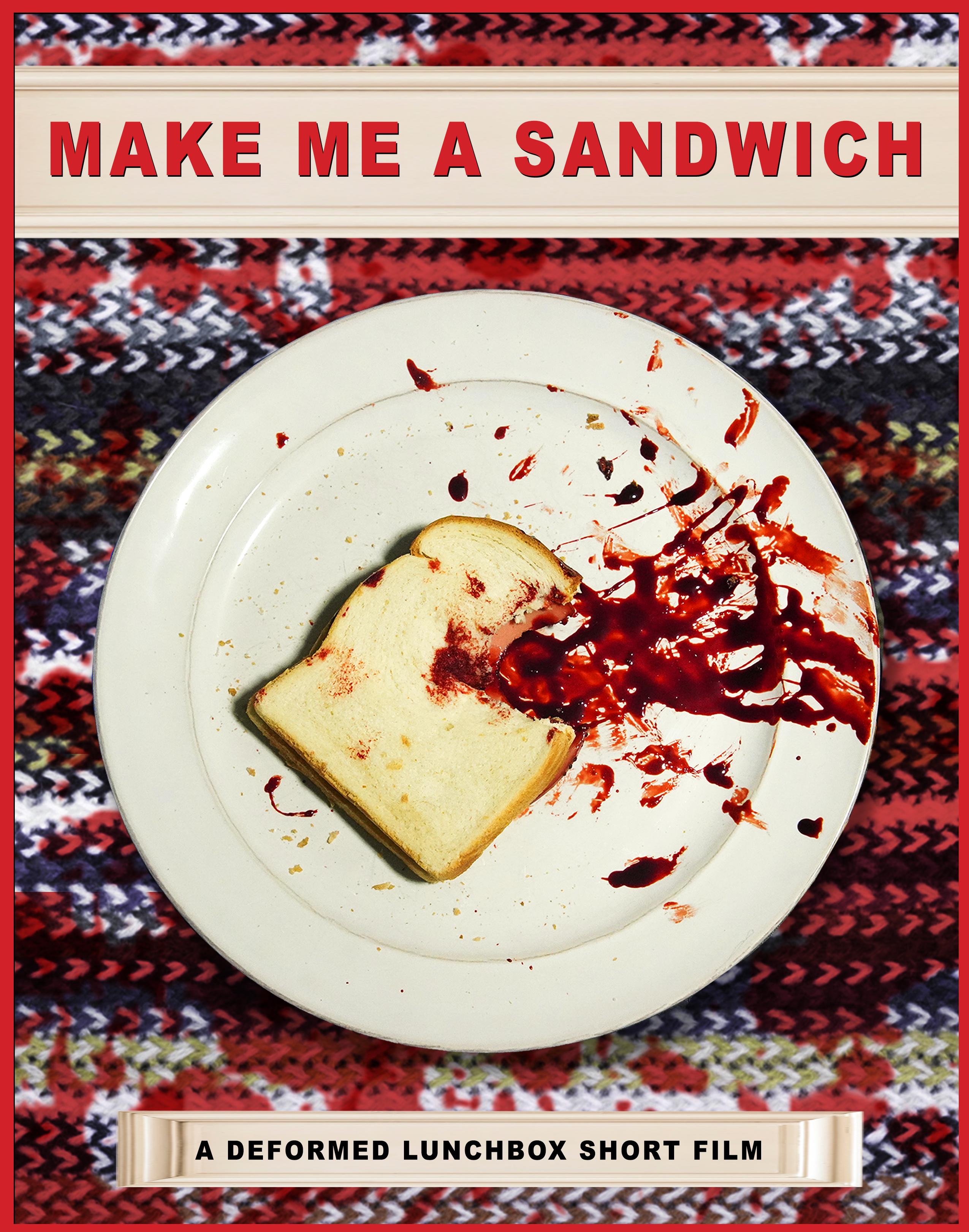 Make Me a Sandwich kapak