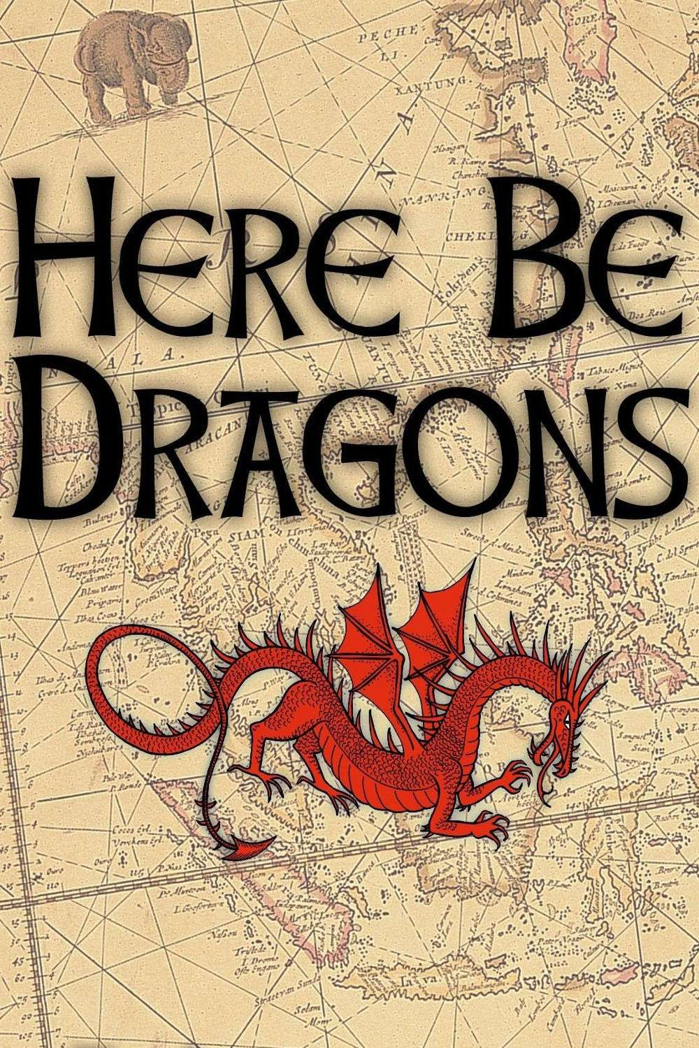 Here Be Dragons kapak