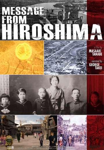 Message from Hiroshima kapak
