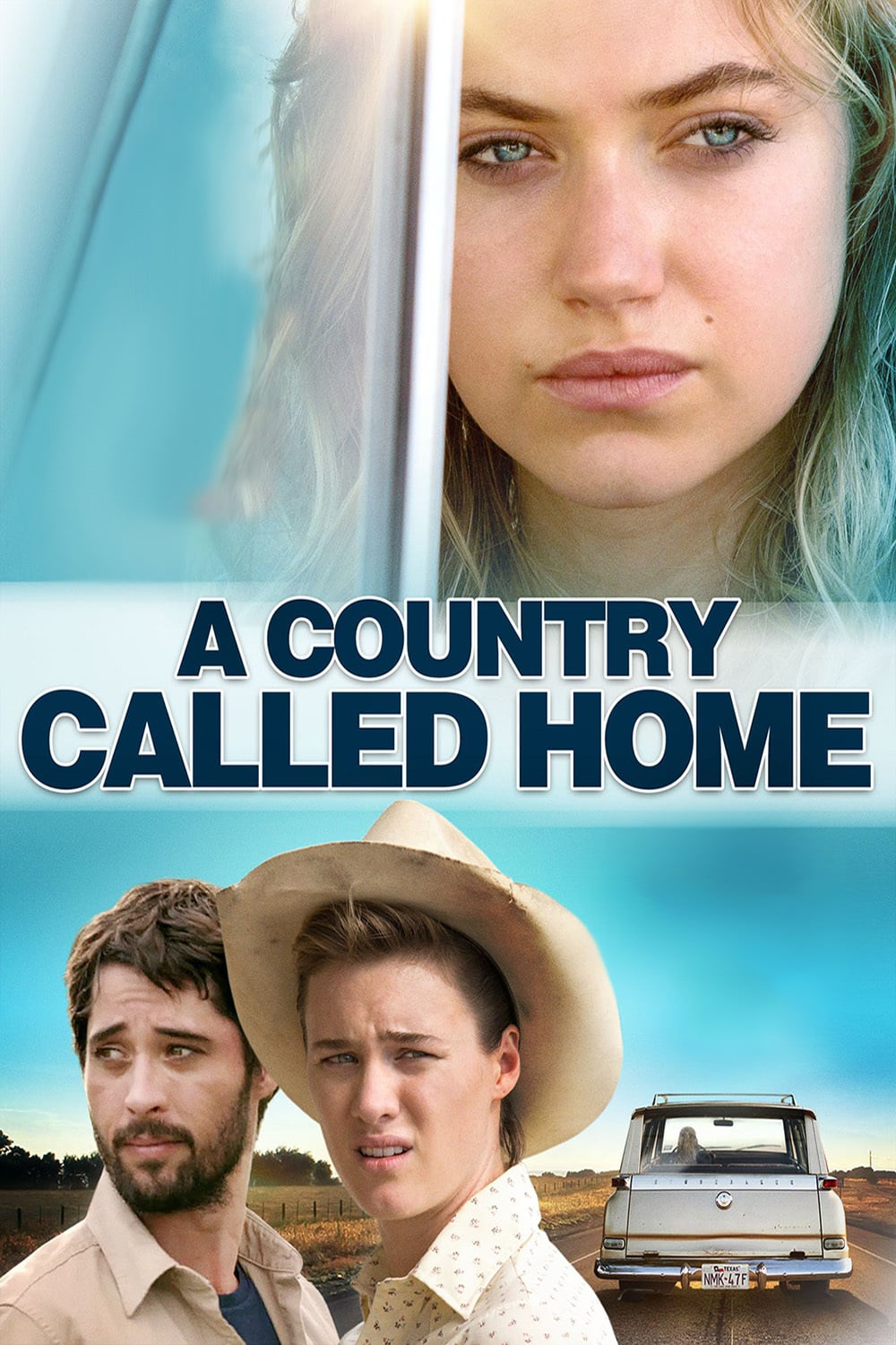 A Country Called Home kapak