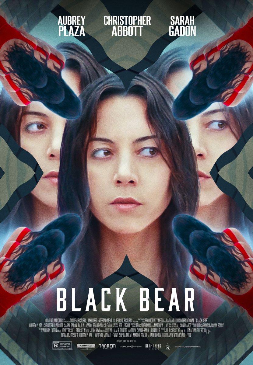 Black Bear kapak