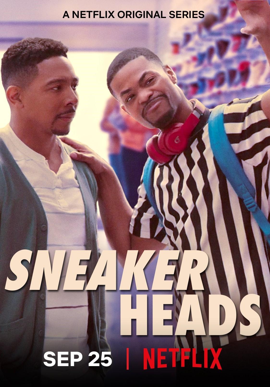 Sneakerheads kapak