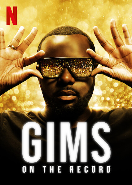 GIMS: On the Record kapak
