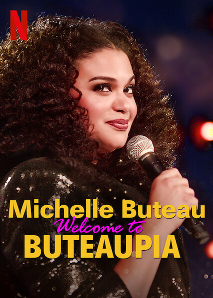 Michelle Buteau: Welcome to Buteaupia kapak