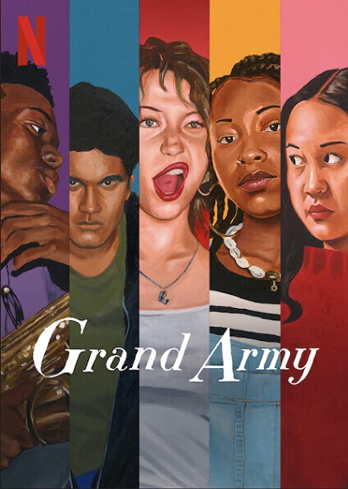 Grand Army kapak
