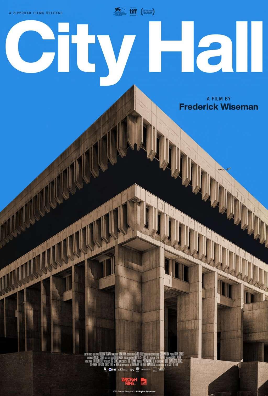 City Hall kapak