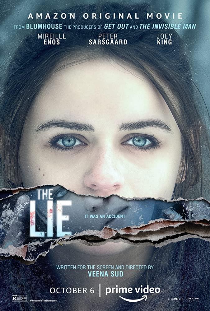 The Lie kapak
