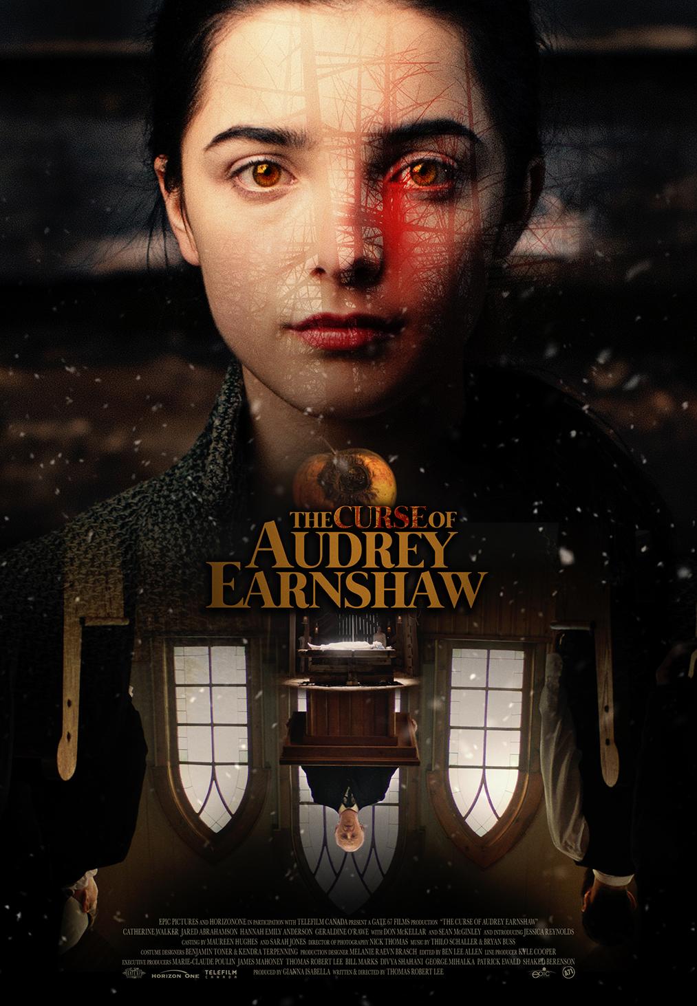 The Curse of Audrey Earnshaw kapak