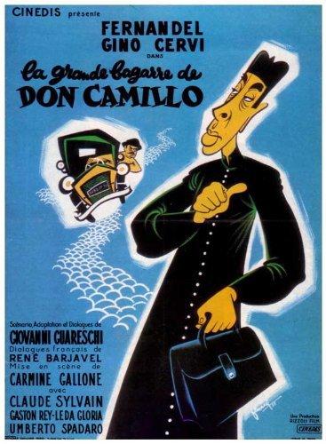Don Camillo e l'on. Peppone kapak