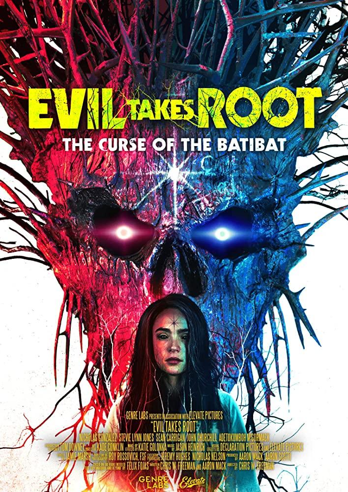 Evil Takes Root kapak