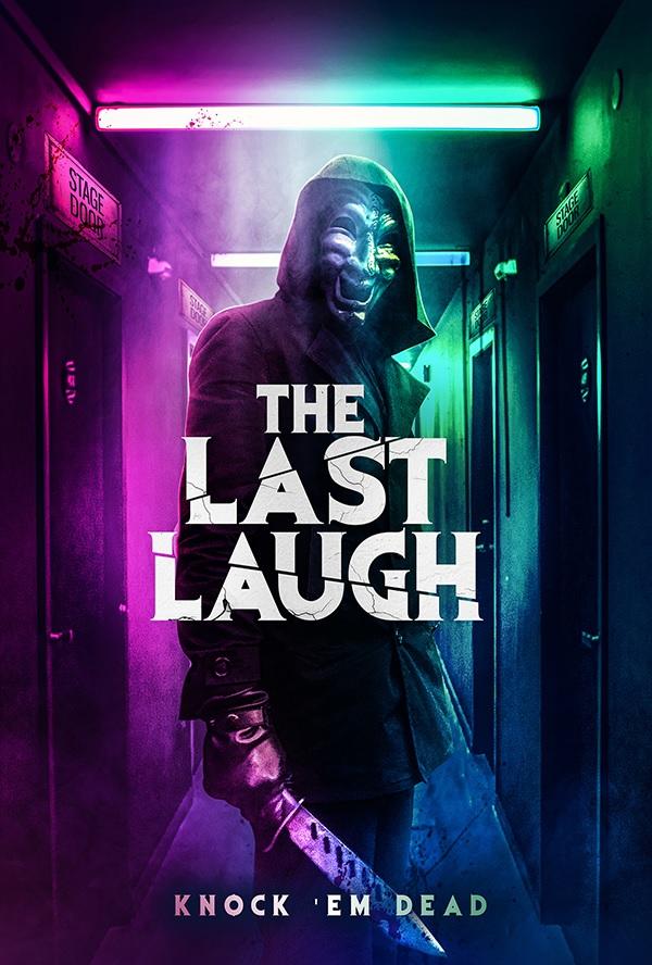 The Last Laugh kapak
