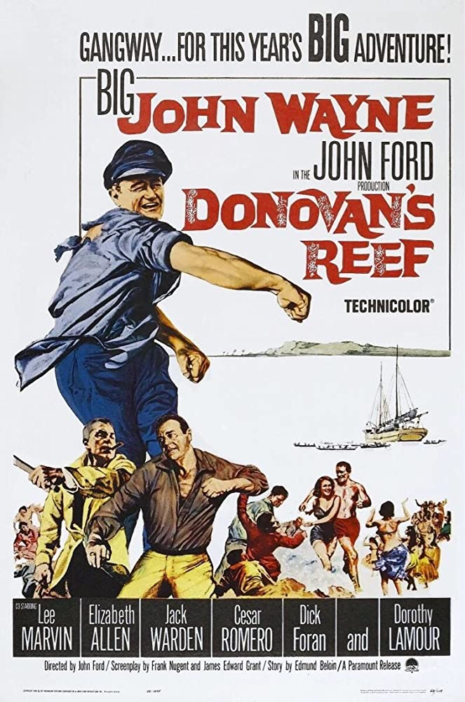 Donovan's Reef kapak