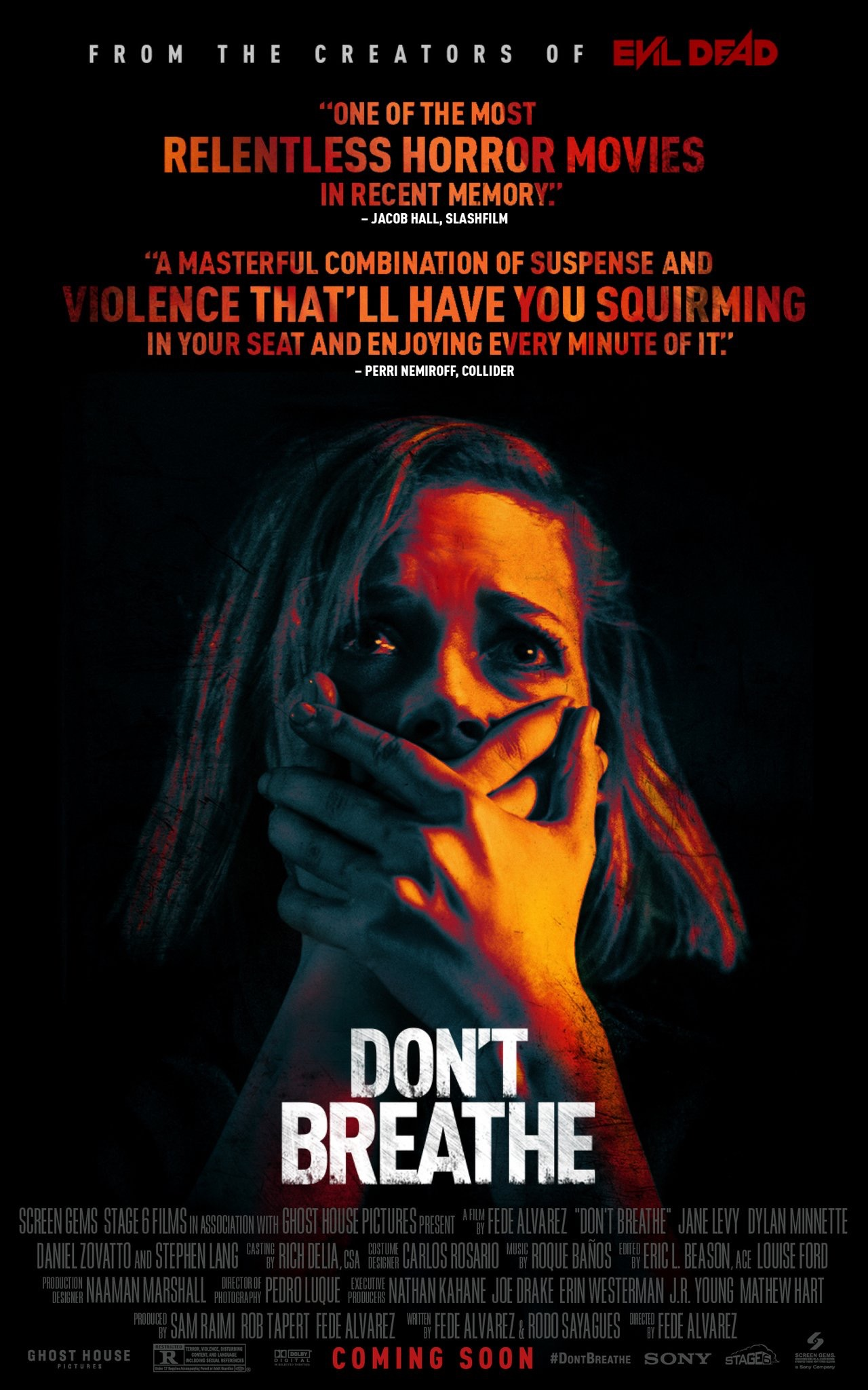 Don't Breathe kapak