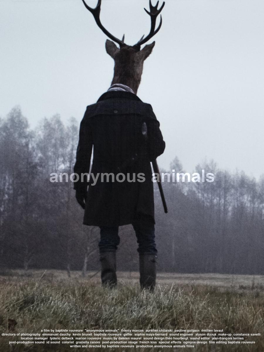 Anonymous Animals kapak