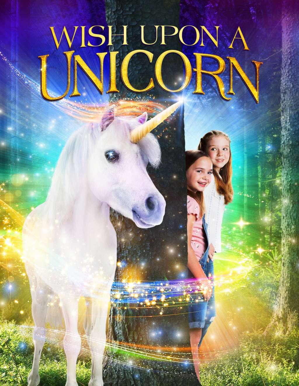 Wish Upon A Unicorn kapak