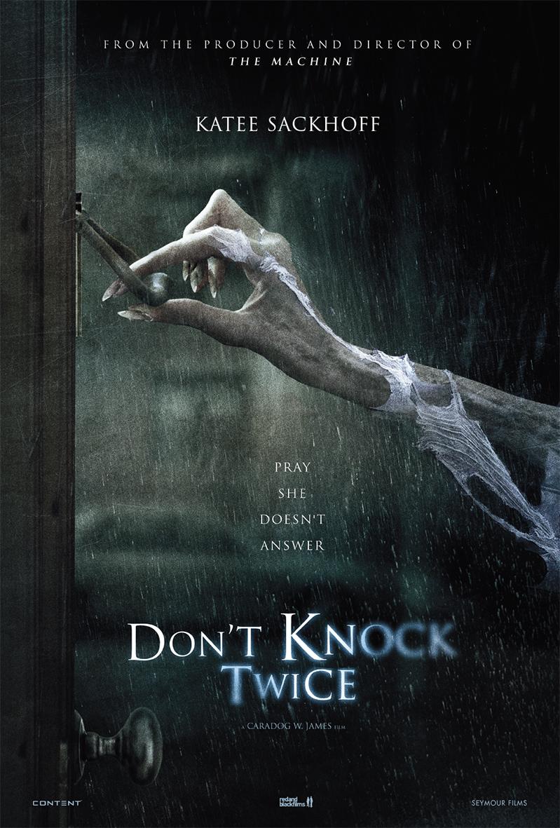 Don't Knock Twice kapak