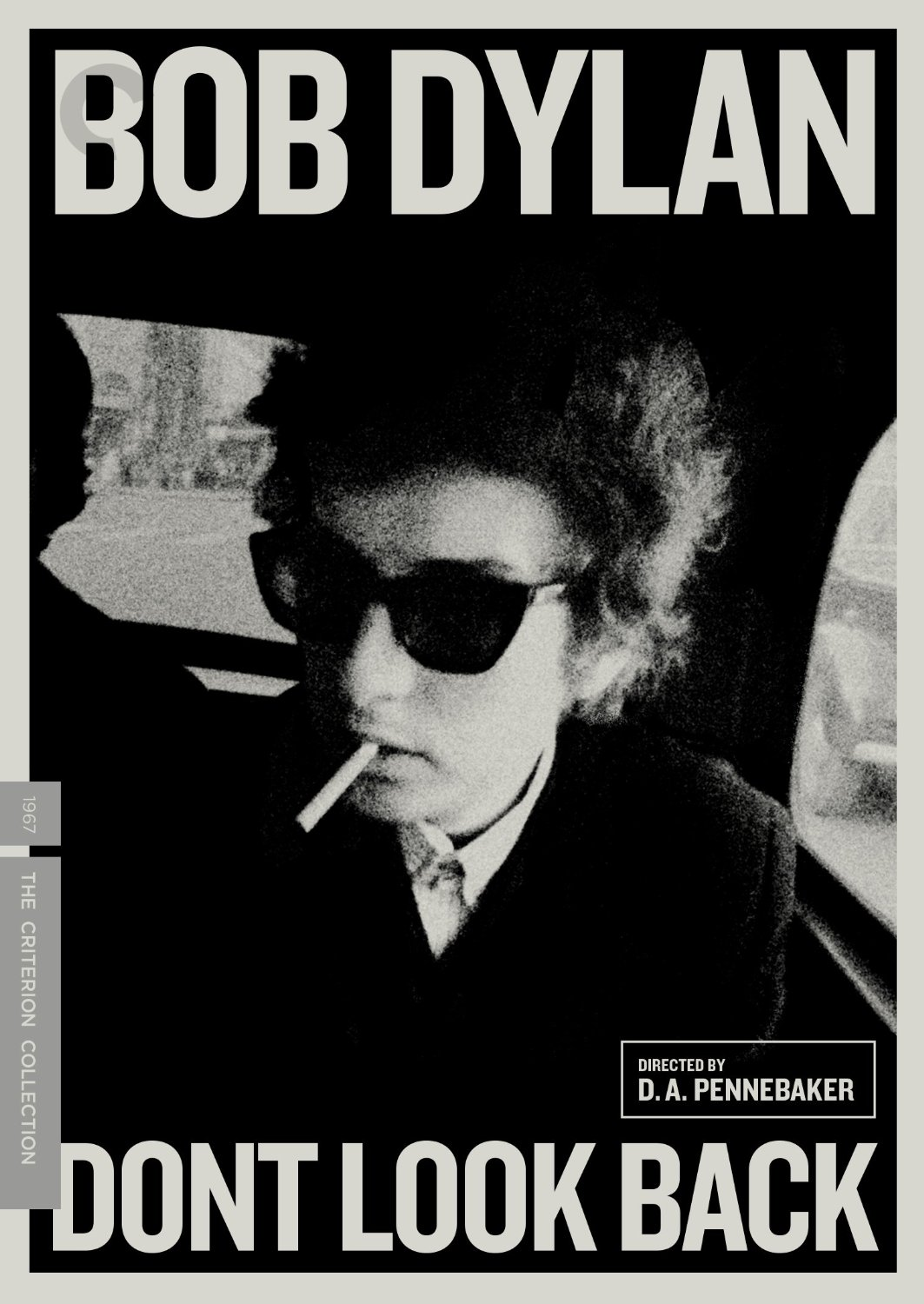 Bob Dylan: Dont Look Back kapak