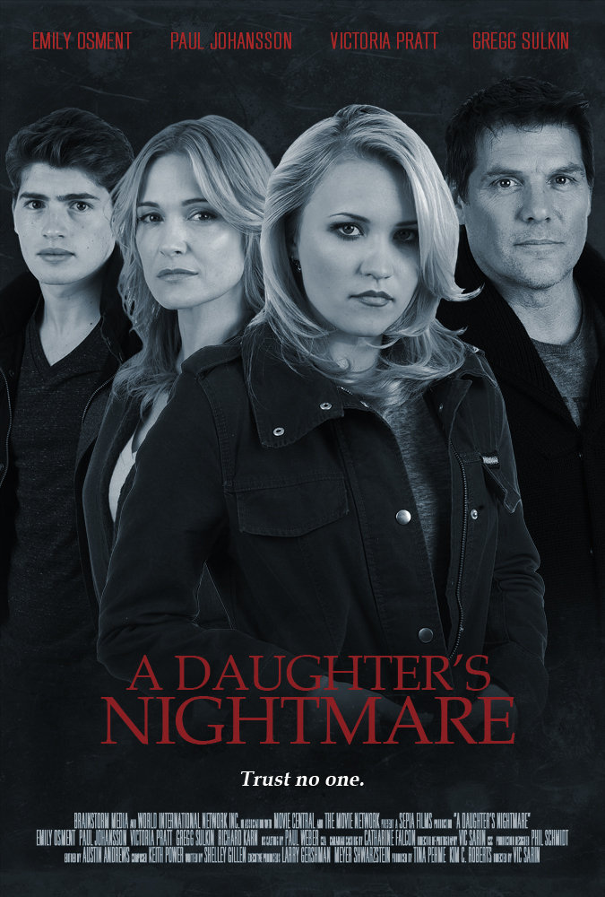 A Daughter's Nightmare kapak