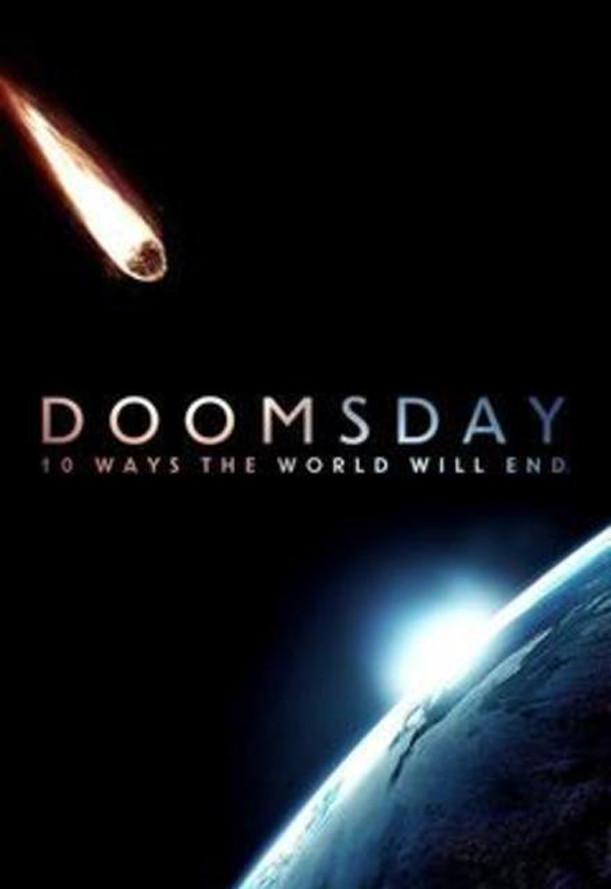 Doomsday: 10 Ways the World Will End kapak