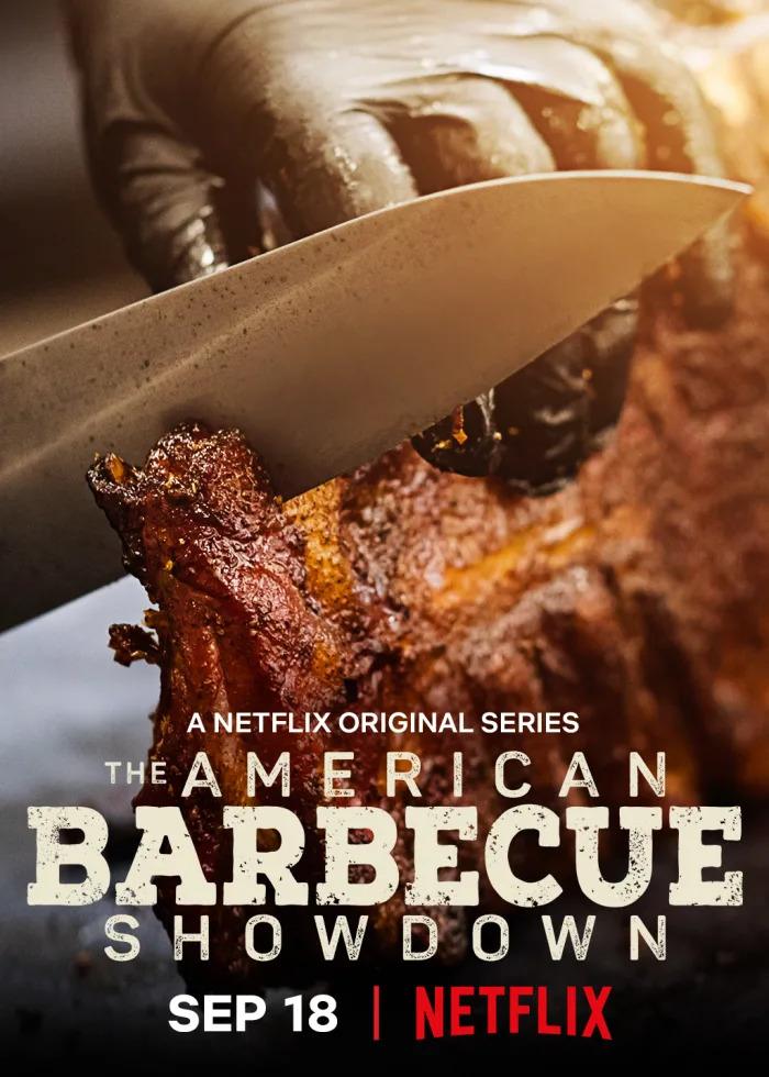 The American Barbecue Showdown kapak