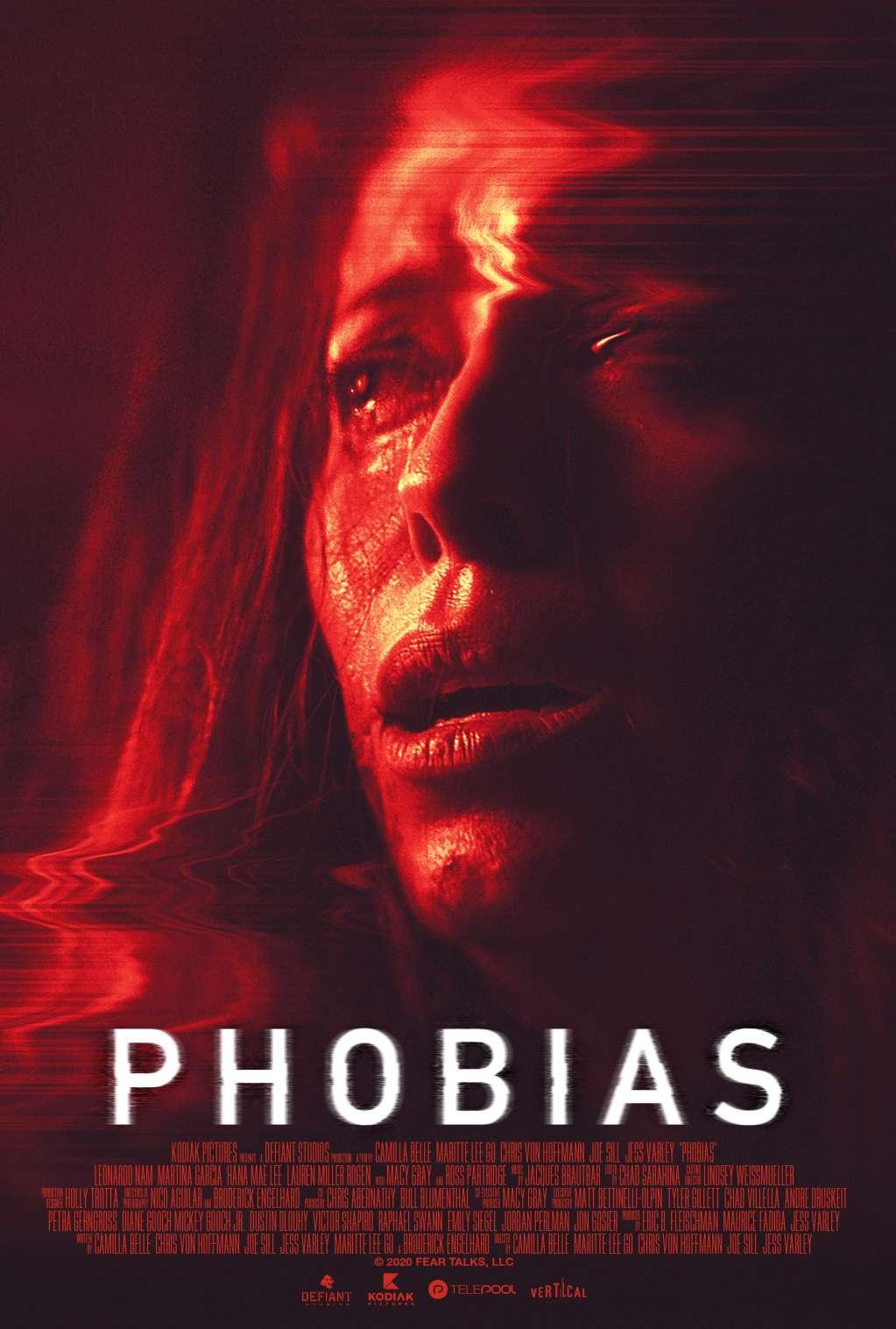 Phobias kapak