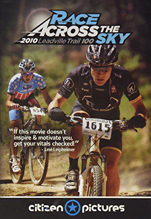 Race Across the Sky 2010 kapak