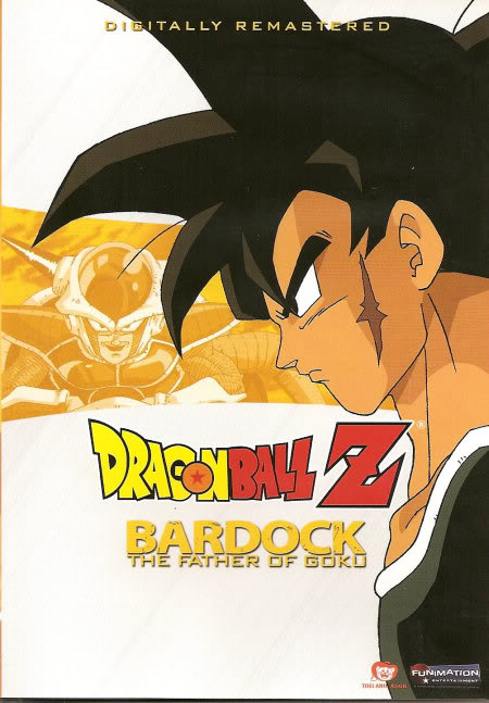 Dragon Ball Z: The Father of Goku kapak