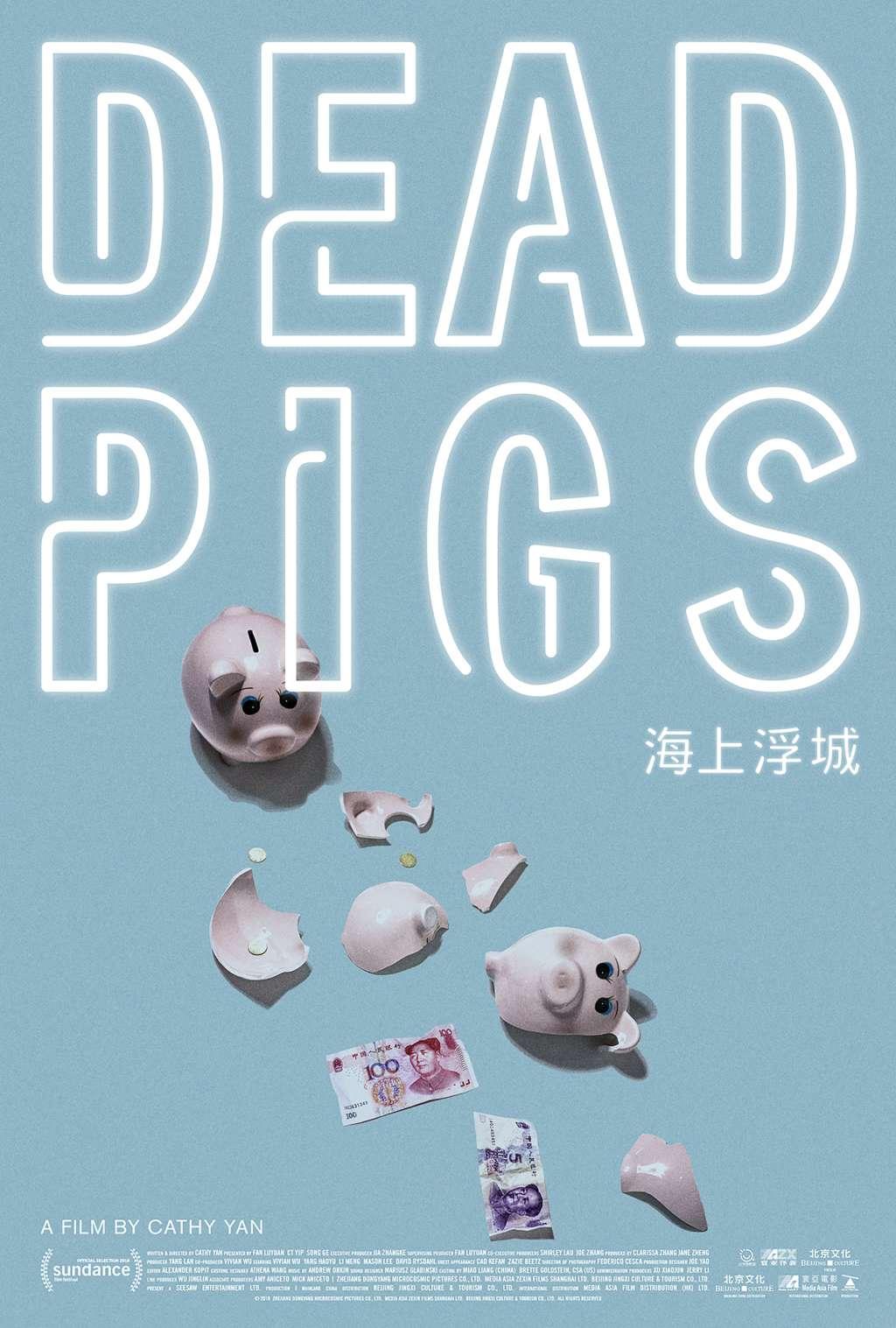Dead Pigs kapak