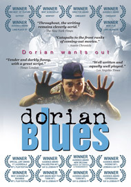 Dorian Blues kapak