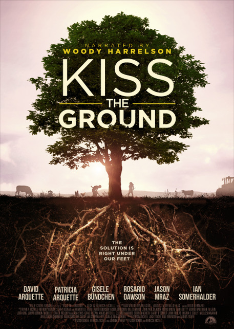 Kiss the Ground kapak