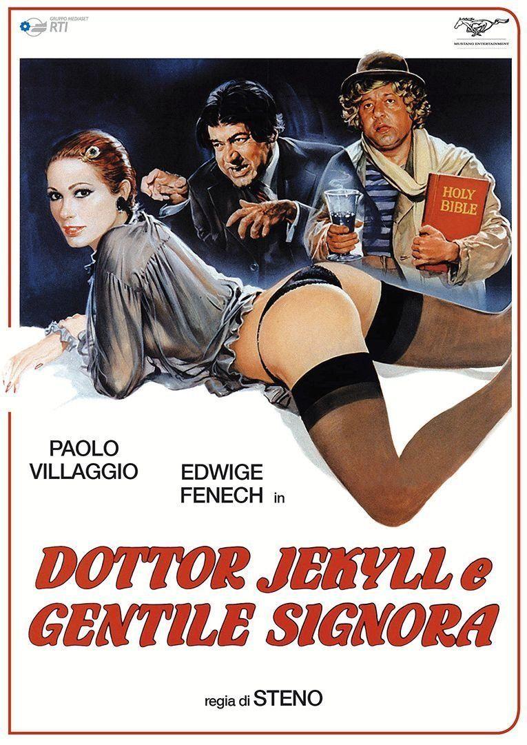 Dottor Jekyll e gentile signora kapak