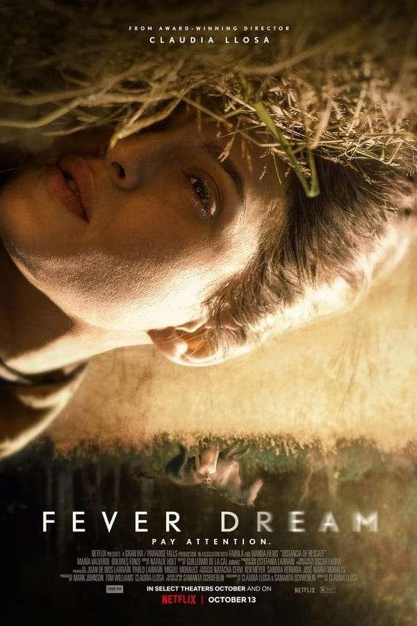 Fever Dream kapak