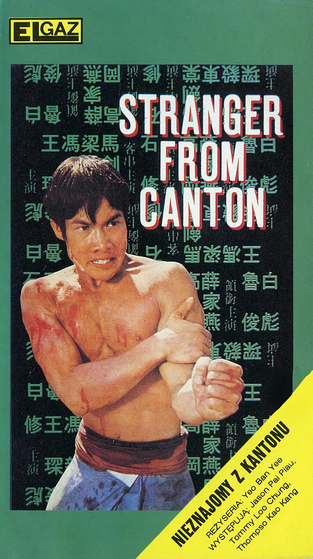 Stranger from Canton kapak