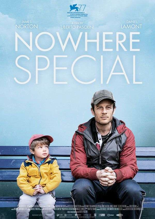 Nowhere Special kapak