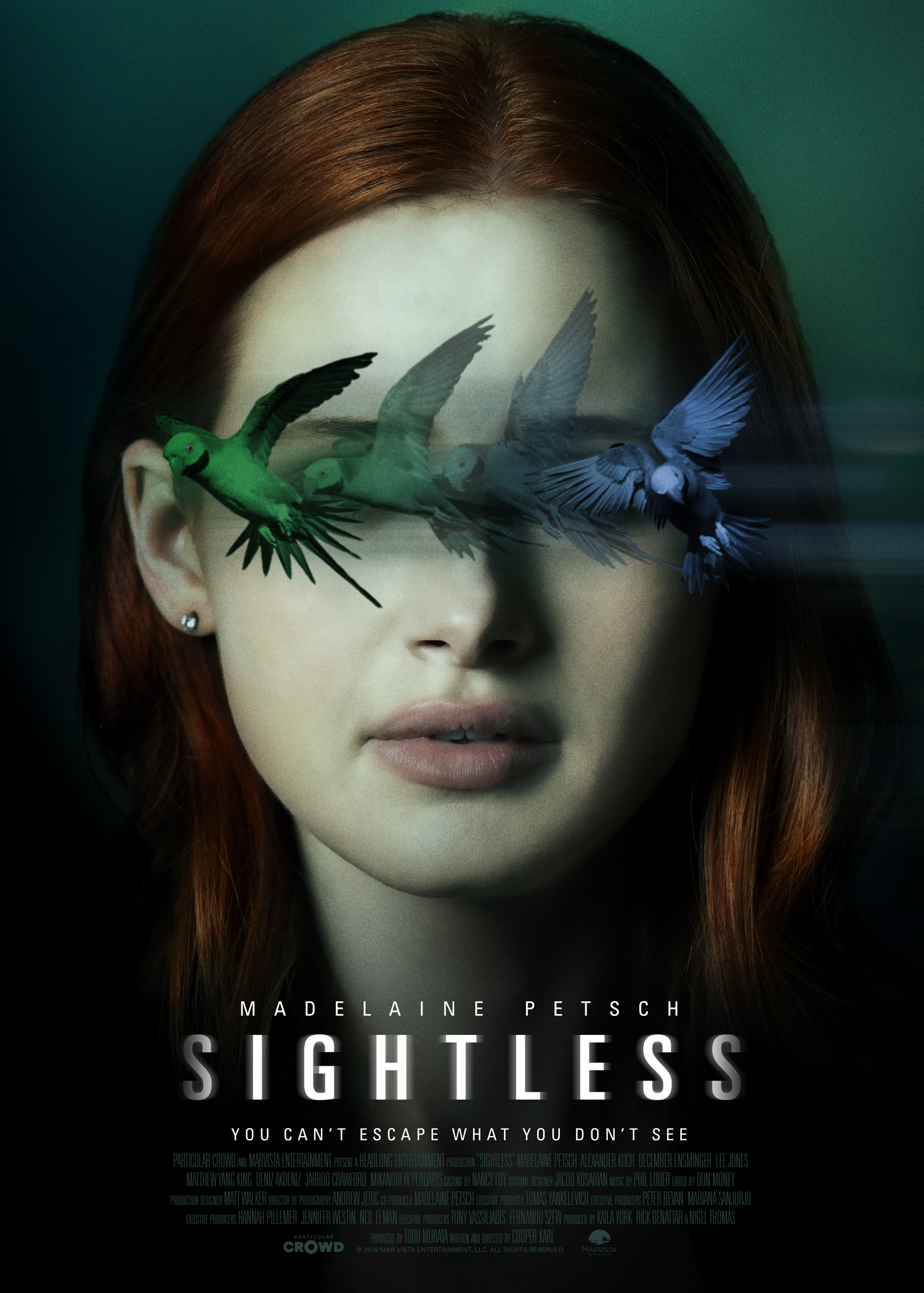 Sightless kapak