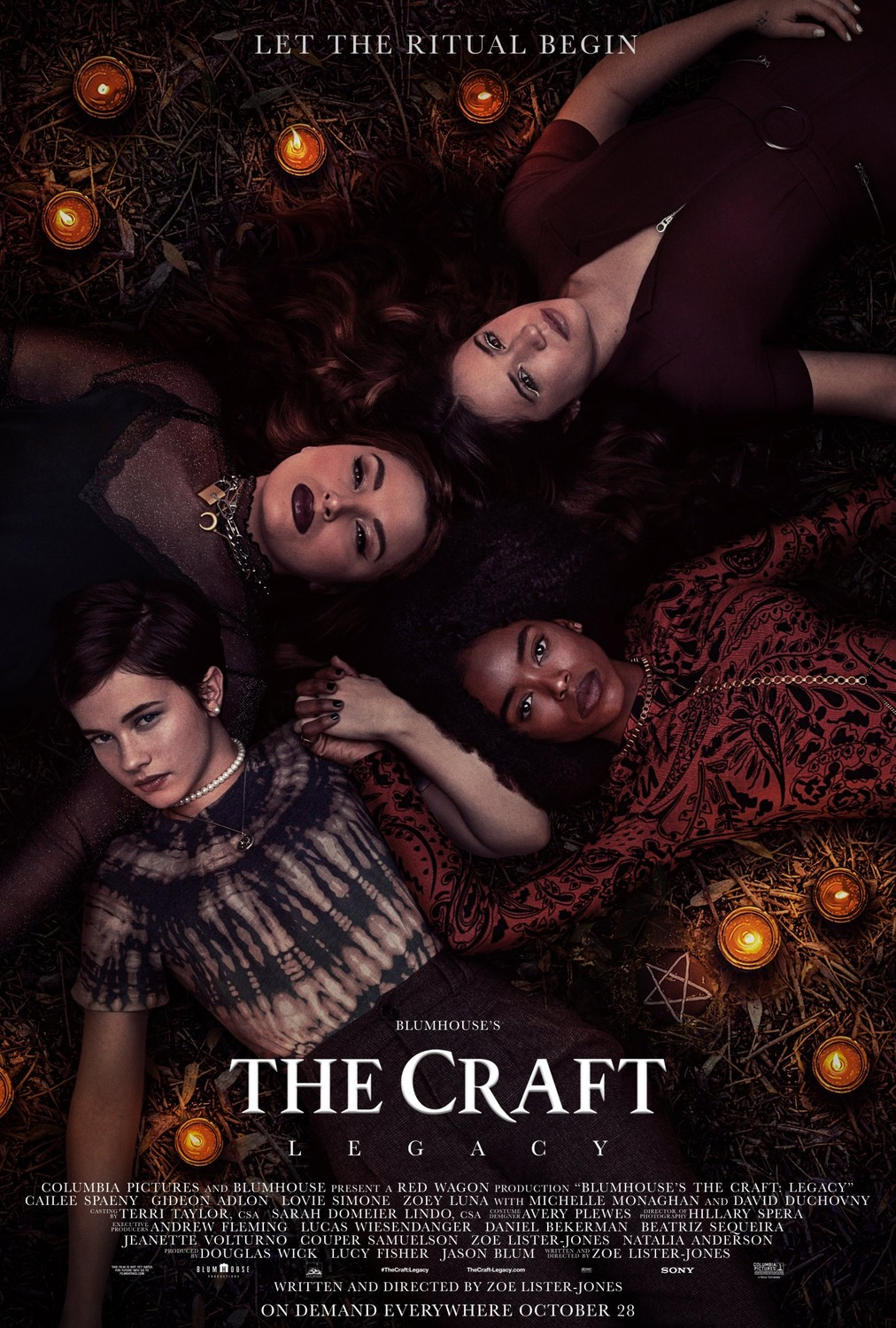 The Craft: Legacy kapak