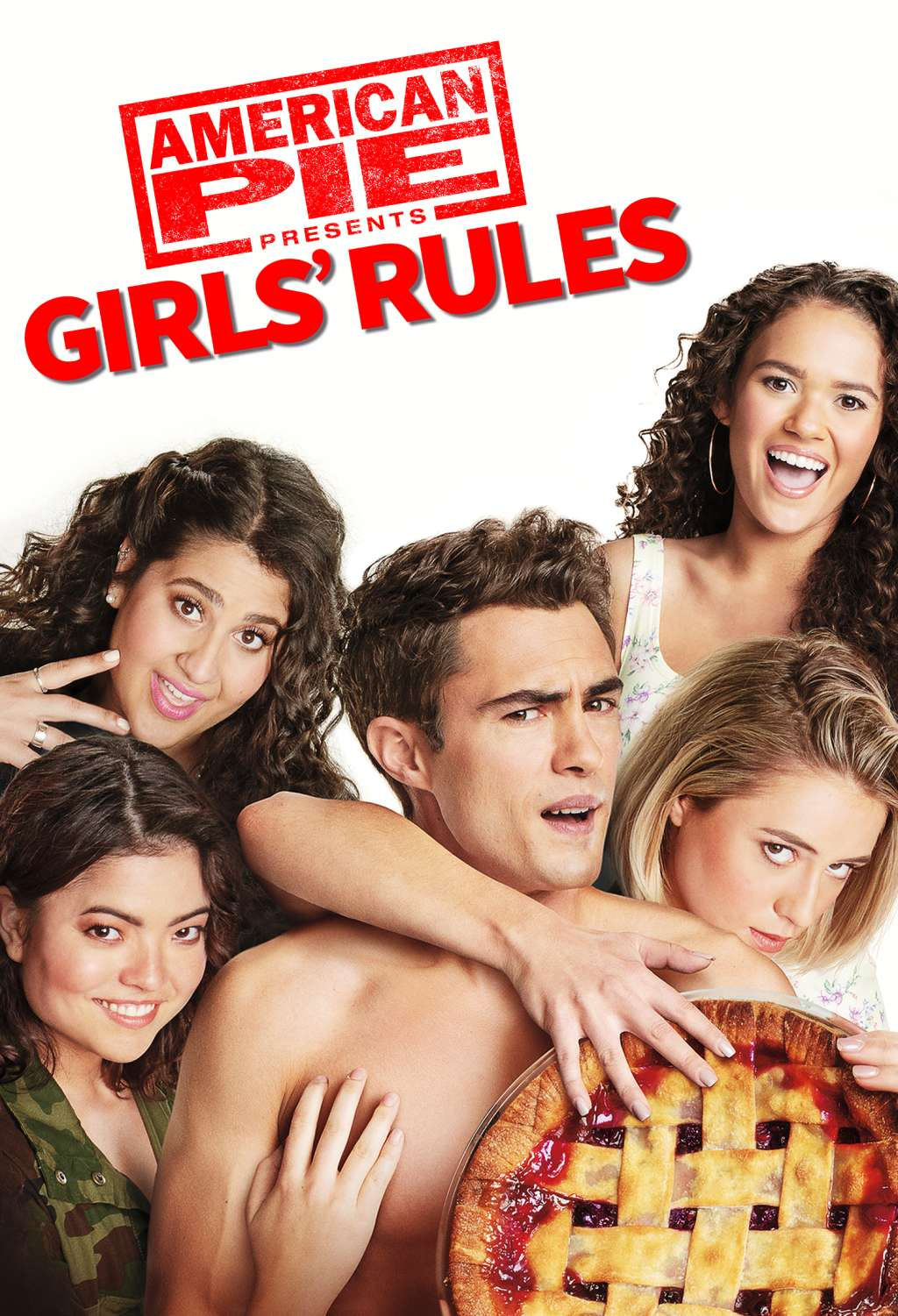 American Pie Presents: Girls' Rules kapak