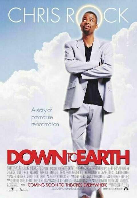 Down to Earth kapak