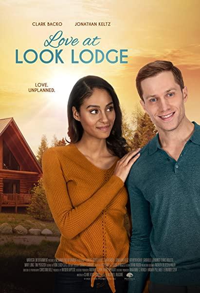 Love at Look Lodge kapak