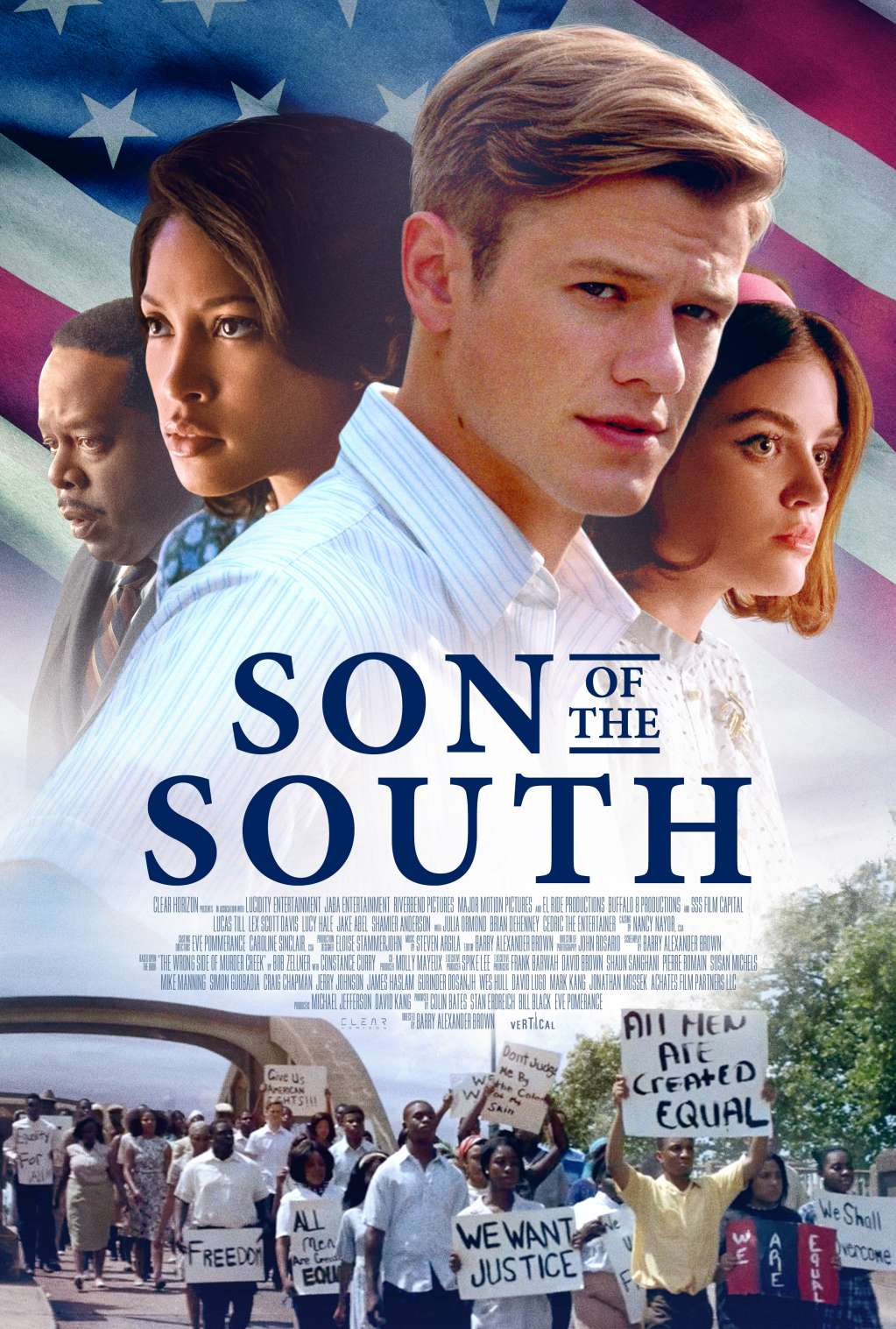 Son of the South kapak