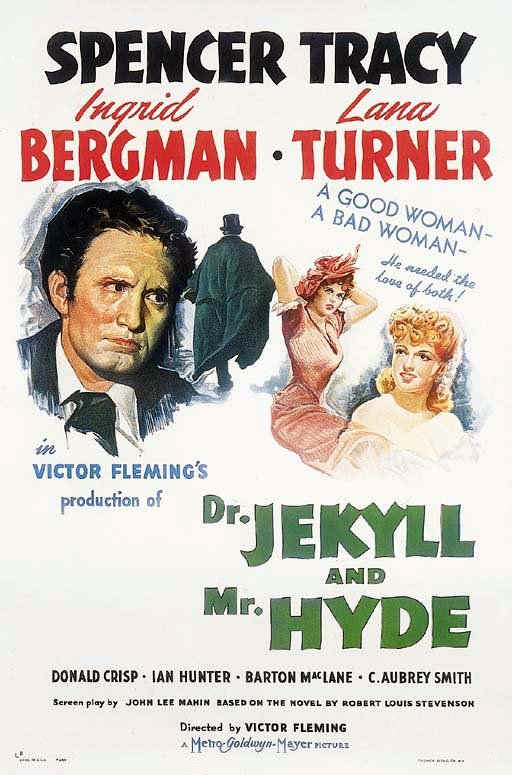 Dr. Jekyll and Mr. Hyde kapak