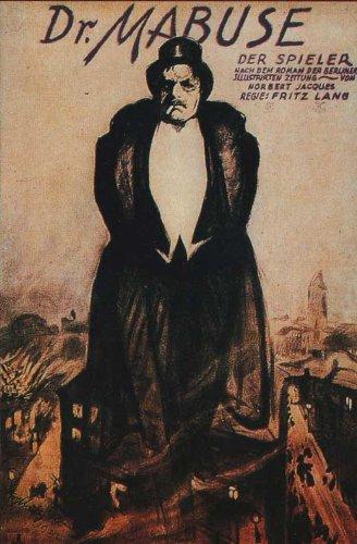 Dr. Mabuse, der Spieler kapak
