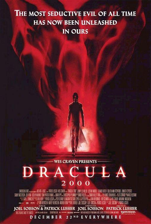 Dracula 2000 kapak