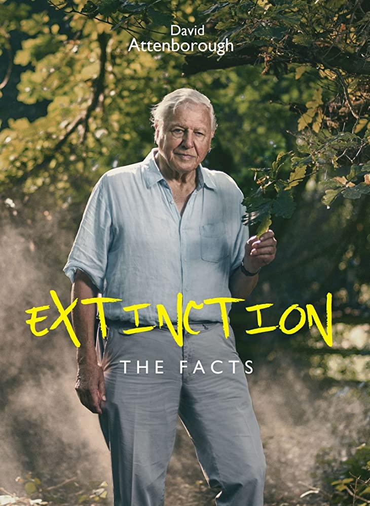 Extinction: The Facts kapak
